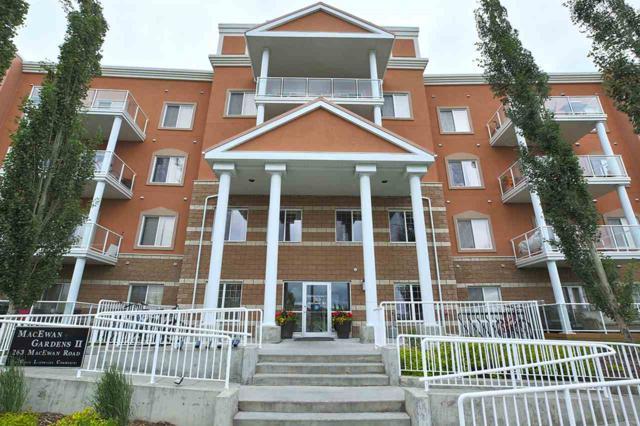 215 263 Macewan Road, Edmonton, AB T6W 0C4 (#E4070486) :: The Foundry Real Estate Company