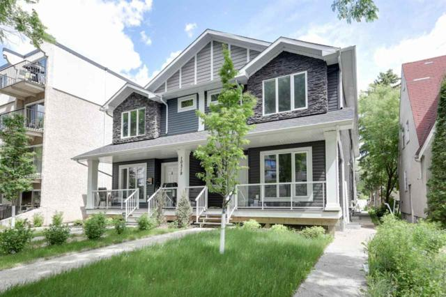 2 10319 120 Street, Edmonton, AB T5K 2A5 (#E4070489) :: The Foundry Real Estate Company