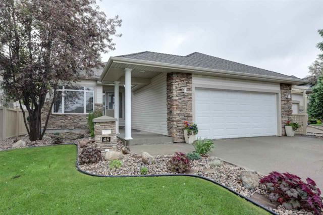 45 Ridgebay Place, Sherwood Park, AB T8A 5N2 (#E4070602) :: The Foundry Real Estate Company