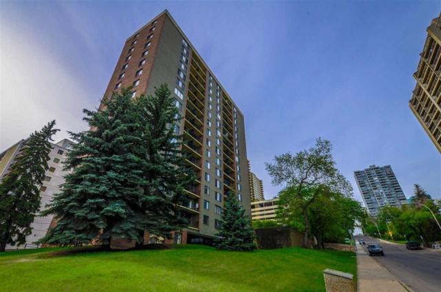 805 9808 103 Street, Edmonton, AB T5K 9J4 (#E4070637) :: GETJAKIE Realty Group Inc.