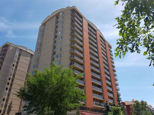 401 10909 103 Avenue, Edmonton, AB T5K 2W7 (#E4070842) :: GETJAKIE Realty Group Inc.