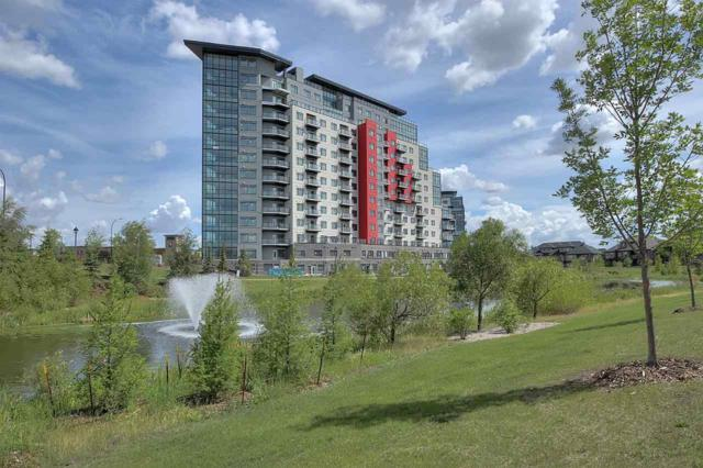 1222 5151 Windermere Boulevard, Edmonton, AB T6W 2K4 (#E4070854) :: GETJAKIE Realty Group Inc.