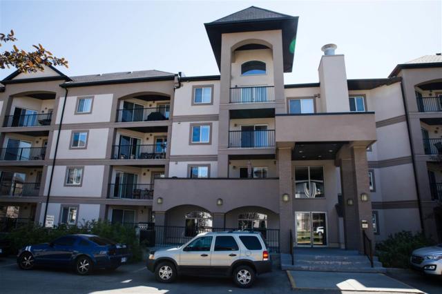 101 13005 140 Avenue, Edmonton, AB T6V 1X1 (#E4071046) :: GETJAKIE Realty Group Inc.