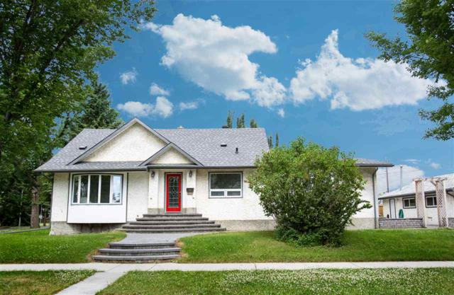 12824 121 Avenue, Edmonton, AB T5L 2S7 (#E4071049) :: GETJAKIE Realty Group Inc.