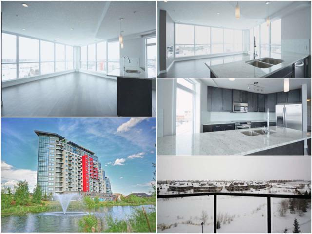 421 5151 Windermere Boulevard, Edmonton, AB T6W 2K4 (#E4071338) :: GETJAKIE Realty Group Inc.