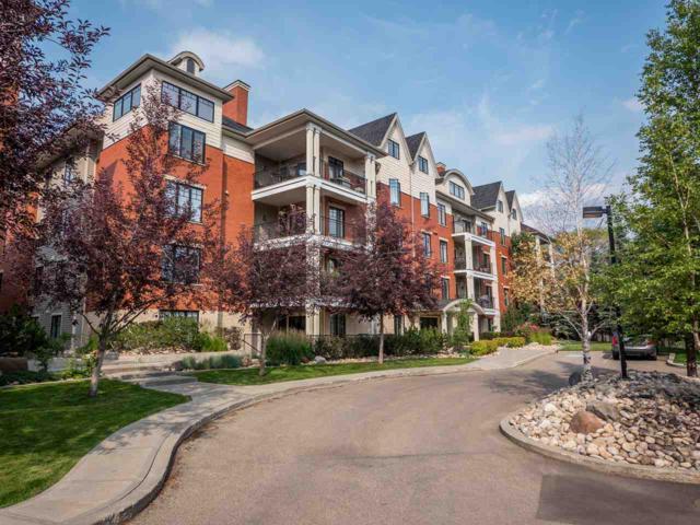 305 9811 96A Street, Edmonton, AB T6A 4A4 (#E4073746) :: GETJAKIE Realty Group Inc.