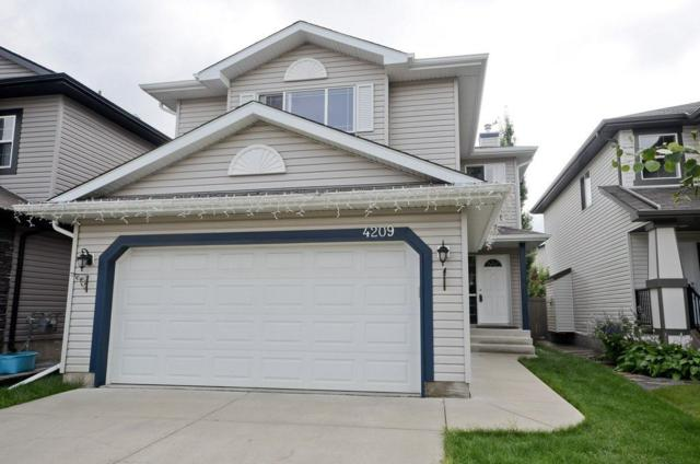 4209 Mcmullen Place, Edmonton, AB T6W 1S6 (#E4076723) :: The Foundry Real Estate Company