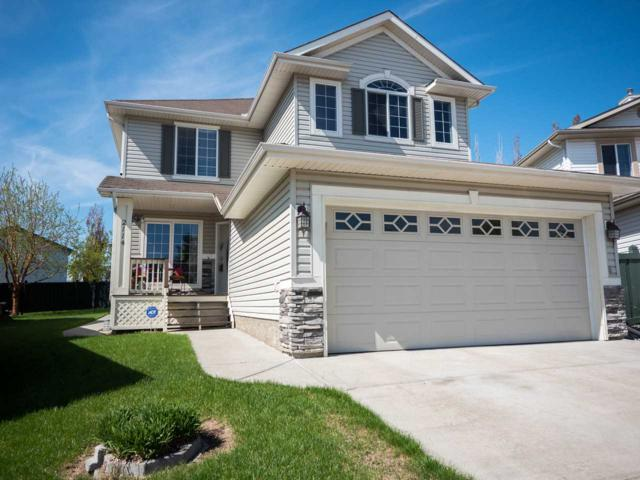 2114 Garnett Close, Edmonton, AB T5T 6R4 (#E4077086) :: The Foundry Real Estate Company