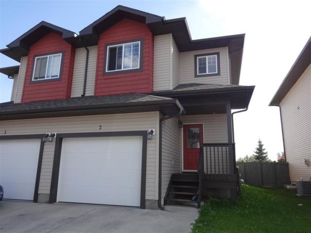 2 16004 54 Street, Edmonton, AB T5Y 0R1 (#E4077194) :: The Foundry Real Estate Company