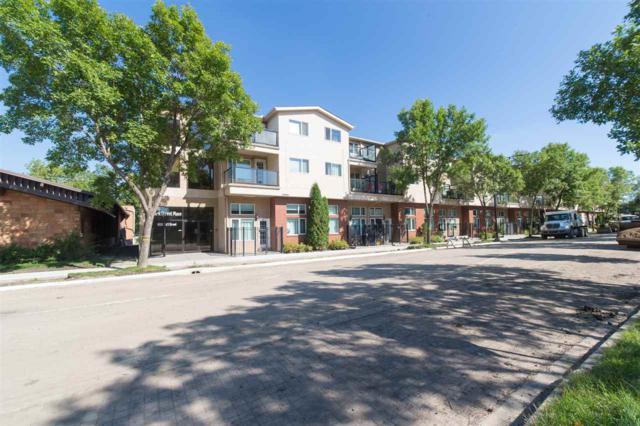 212 11033 127 Street, Edmonton, AB T2M 2T5 (#E4077267) :: GETJAKIE Realty Group Inc.