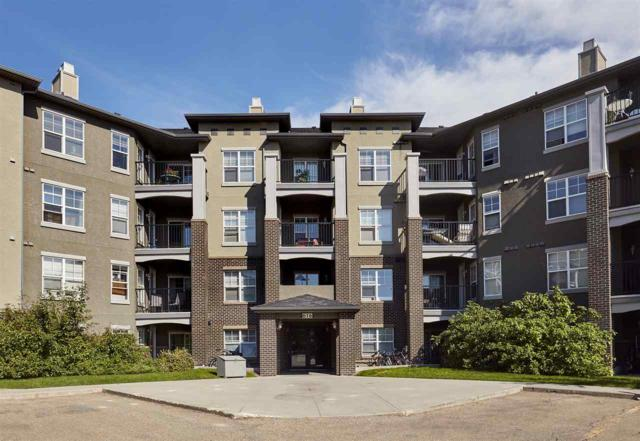 206 616 Mcallister Loop, Edmonton, AB T6W 1N2 (#E4077433) :: The Foundry Real Estate Company