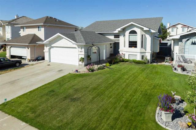407 Hollick-Kenyon Road, Edmonton, AB T5Y 2T9 (#E4077733) :: The Foundry Real Estate Company