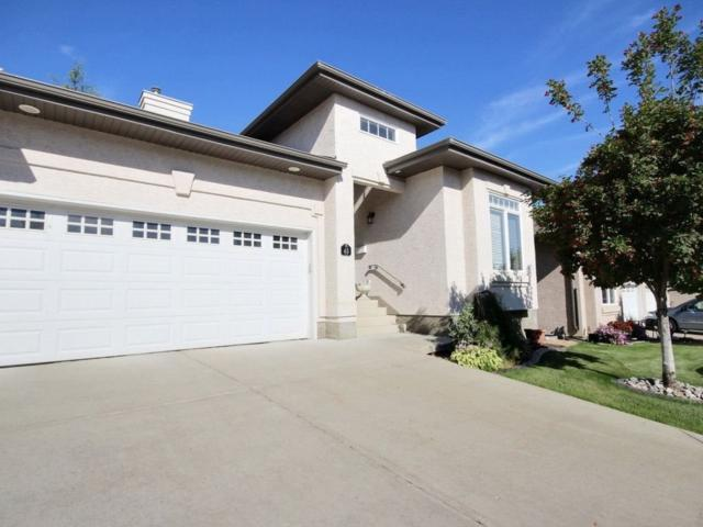 45 1251 Rutherford Road, Edmonton, AB T6W 1T6 (#E4077860) :: The Foundry Real Estate Company