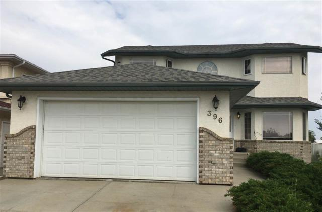 396 Hollick-Kenyon Road, Edmonton, AB T5Y 2Y7 (#E4077973) :: The Foundry Real Estate Company