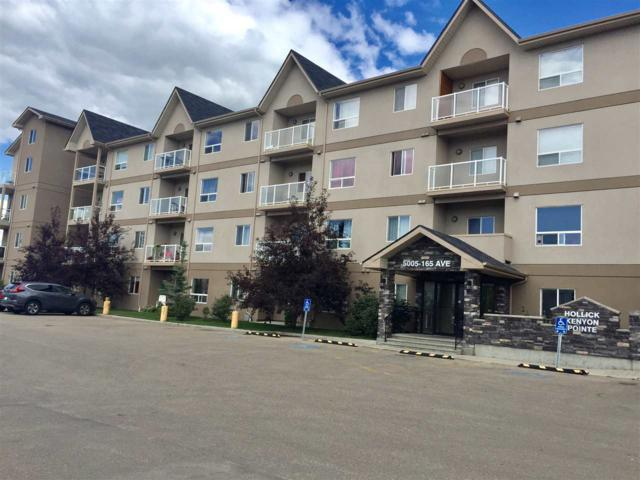 214 5005 165 Avenue, Edmonton, AB T5Y 0L8 (#E4078016) :: The Foundry Real Estate Company