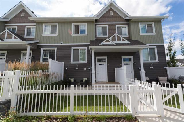 91 4050 Savaryn Drive, Edmonton, AB T6X 1R8 (#E4078061) :: The Foundry Real Estate Company