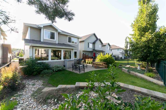 1635 126 Street, Edmonton, AB T6W 1R7 (#E4078068) :: The Foundry Real Estate Company