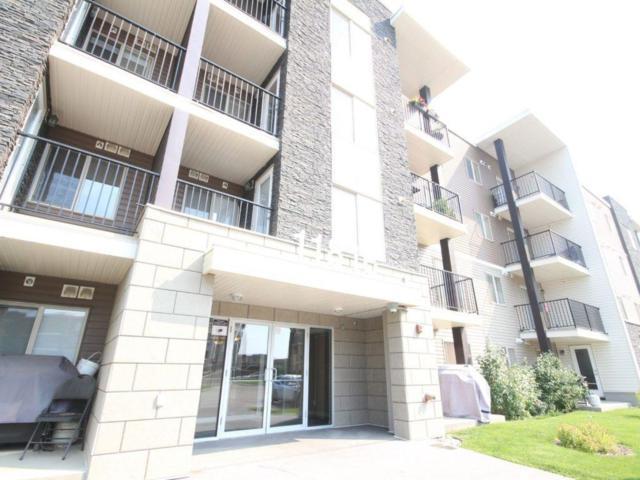 401 11816 22 Avenue, Edmonton, AB T6W 2A2 (#E4078193) :: The Foundry Real Estate Company