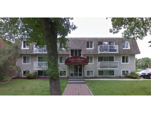 203 10230 114 Street, Edmonton, AB T5K 1R9 (#E4078199) :: GETJAKIE Realty Group Inc.