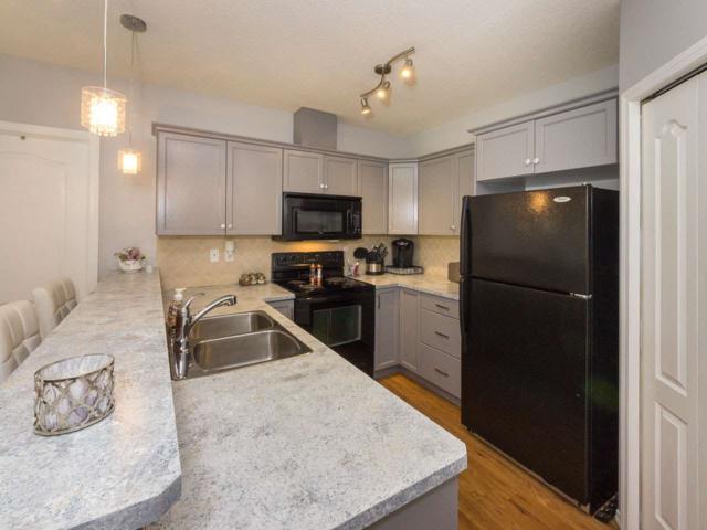 8 671 Silverberry Road, Edmonton, AB T6T 0B7 (#E4078209) :: The Foundry Real Estate Company