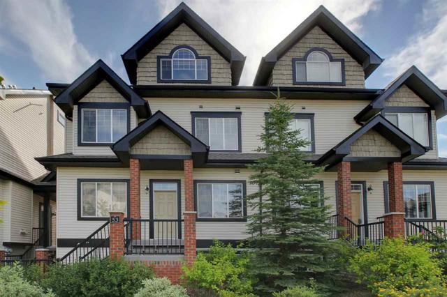 53 1650 Towne Center Boulevard, Edmonton, AB T6R 0C5 (#E4078357) :: The Foundry Real Estate Company