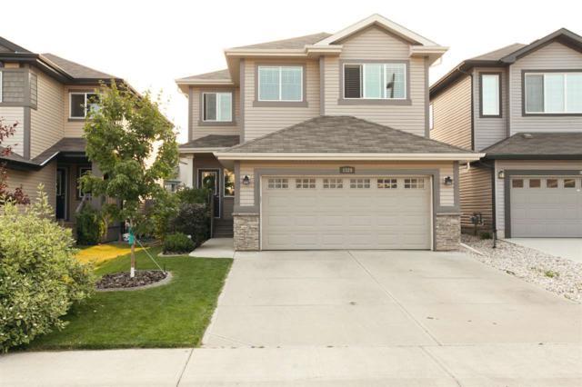 1520 118 Street SW, Edmonton, AB T6W 1M9 (#E4078371) :: The Foundry Real Estate Company