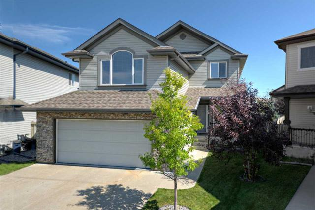 6927 Strom Lane NW, Edmonton, AB T6R 0G3 (#E4078405) :: The Foundry Real Estate Company