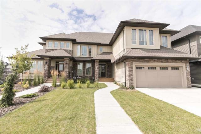 3256 Allan Way, Edmonton, AB T6W 2K3 (#E4078407) :: GETJAKIE Realty Group Inc.