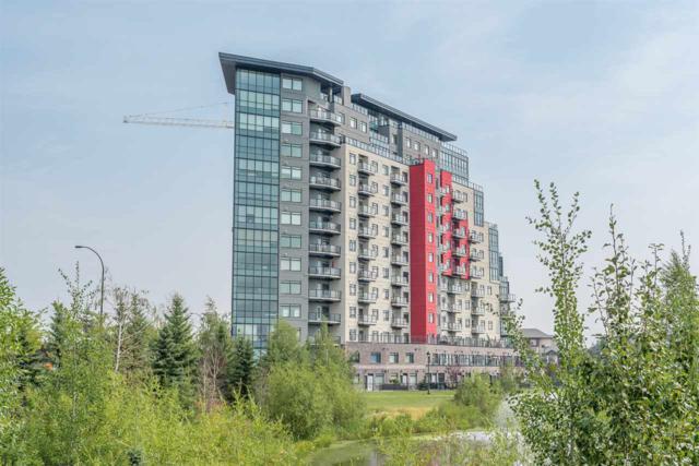 430 5151 Windermere Boulevard, Edmonton, AB T6W 2K4 (#E4078447) :: GETJAKIE Realty Group Inc.