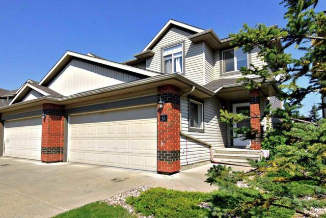 51 1128 156 Street, Edmonton, AB T6R 0C9 (#E4078488) :: The Foundry Real Estate Company