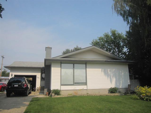 791 Birch Ave. Avenue, Sherwood Park, AB T8A 1X2 (#E4078533) :: The Foundry Real Estate Company