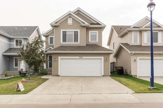 3103 Spence Wynd, Edmonton, AB T6X 0H7 (#E4078554) :: The Foundry Real Estate Company