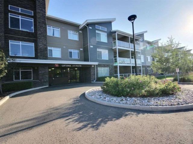 102 279 Wye Road, Sherwood Park, AB T8B 0A7 (#E4078567) :: The Foundry Real Estate Company