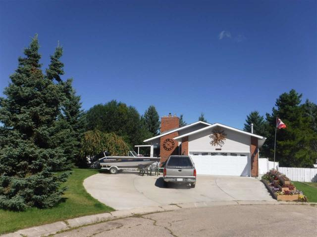4410 55B Avenue, Drayton Valley, AB T7A 1A6 (#E4078617) :: GETJAKIE Realty Group Inc.