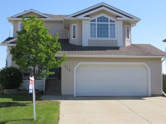 712 Forrest Drive, Sherwood Park, AB T8A 6G9 (#E4078636) :: The Foundry Real Estate Company