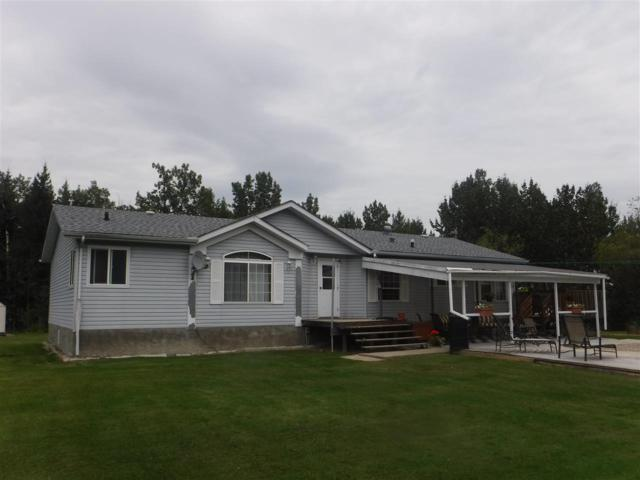51232 Rr 72, Rural Parkland County, AB T7A 1R0 (#E4078754) :: The Foundry Real Estate Company