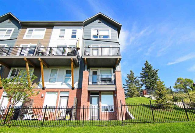 94 2560 Pegasus Boulevard, Edmonton, AB T5E 6V4 (#E4078755) :: The Foundry Real Estate Company