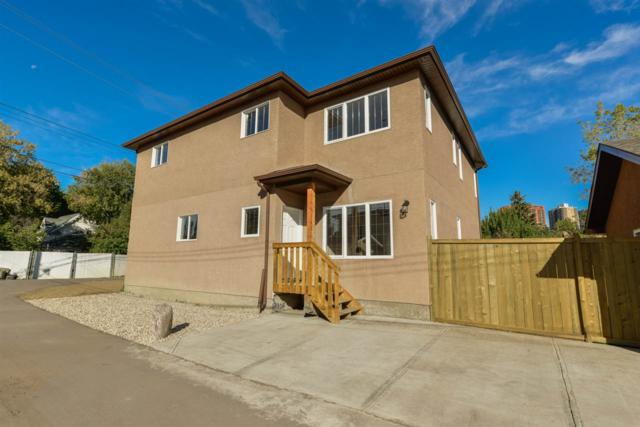 8808 Rowland Road, Edmonton, AB T5H 3W4 (#E4082365) :: GETJAKIE Realty Group Inc.