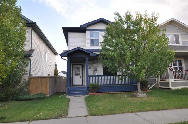 3913 160 Avenue NW, Edmonton, AB T5Y 3J7 (#E4082766) :: The Foundry Real Estate Company