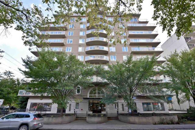 707 11111 82 Avenue, Edmonton, AB T6G 0T3 (#E4083153) :: GETJAKIE Realty Group Inc.