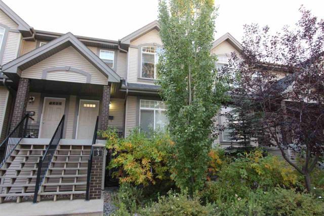 3 4731 Terwillegar Common, Edmonton, AB T6R 3L4 (#E4083410) :: GETJAKIE Realty Group Inc.