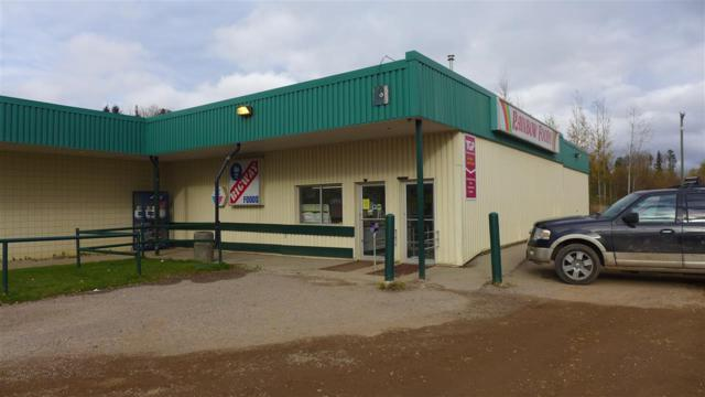 2 Park Plaza, Rainbow Lake, AB T0H 2Y0 (#E4084173) :: Müve Team | RE/MAX Elite