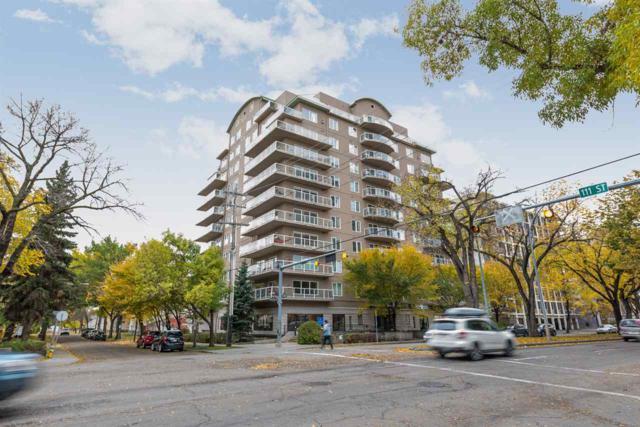 1001 11111 82 Avenue, Edmonton, AB T6G 0T3 (#E4084314) :: GETJAKIE Realty Group Inc.