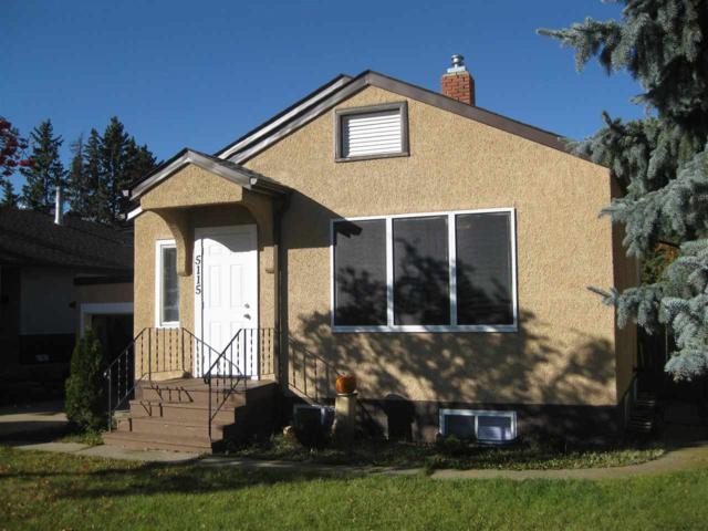 5115 55 Avenue, Stony Plain, AB T7Z 1B8 (#E4084771) :: The Foundry Real Estate Company