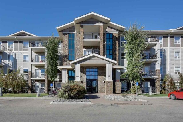 1418 7339 South Terwillegar Drive, Edmonton, AB T6R 0E1 (#E4084811) :: The Foundry Real Estate Company
