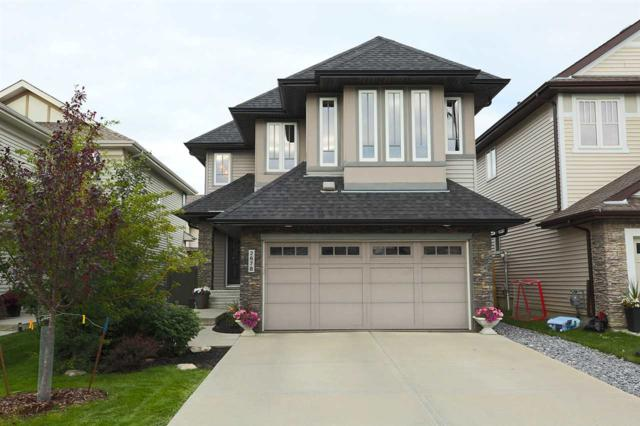 2678 Anderson Crescent, Edmonton, AB T6W 0K7 (#E4085006) :: GETJAKIE Realty Group Inc.