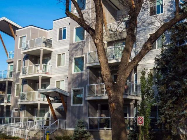 401 10030 83 Avenue, Edmonton, AB T6E 2C2 (#E4085186) :: GETJAKIE Realty Group Inc.