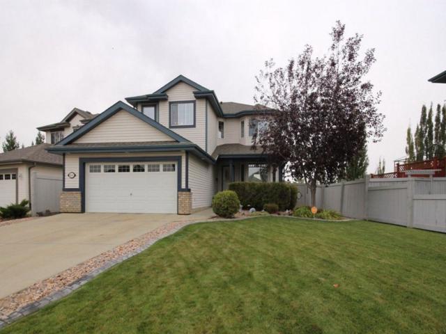 1665 Glastonbury Boulevard, Edmonton, AB T5T 6P3 (#E4085328) :: The Foundry Real Estate Company