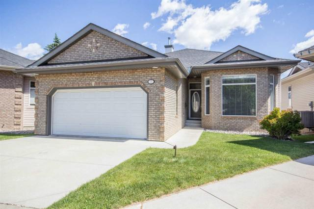7 3917 Mcmullen Green, Edmonton, AB T6W 1K7 (#E4085374) :: The Foundry Real Estate Company