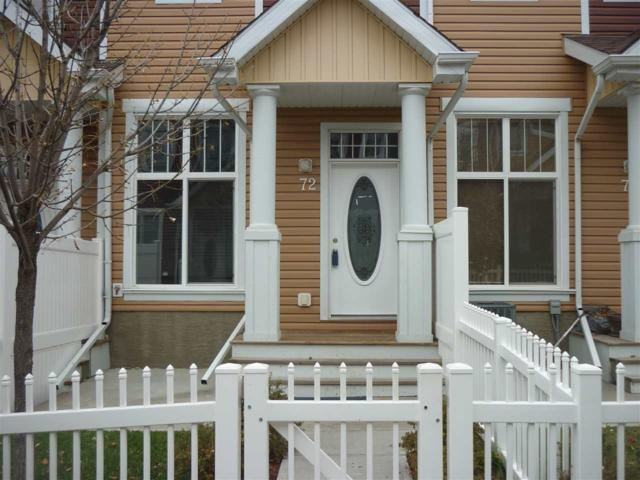 72 1623 Towne Centre Boulevard, Edmonton, AB T6R 0S3 (#E4085525) :: The Foundry Real Estate Company